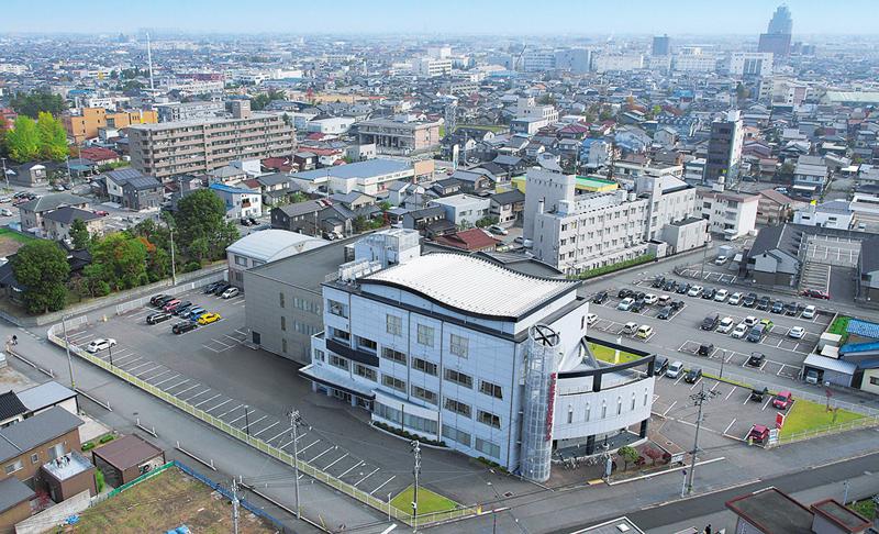 富山県理容美容専門学校